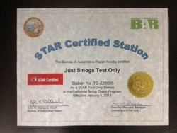 star smog check certified in huntington beach just smogs. Black Bedroom Furniture Sets. Home Design Ideas